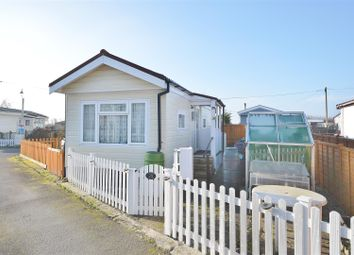 Thumbnail 1 bed mobile/park home for sale in Frating Residential Park, Clacton Road, Frating