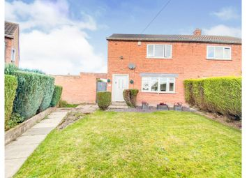 Thumbnail 3 bed semi-detached house for sale in Duncumb Road, Sutton Coldfield