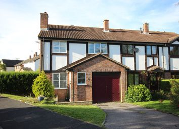 Thumbnail 3 bed end terrace house for sale in Dornafield Drive East, Ipplepen, Newton Abbot
