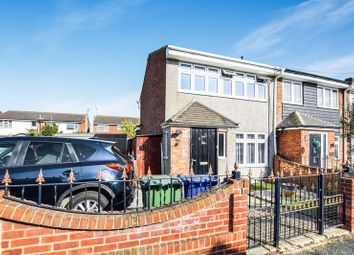 Thumbnail 3 bed terraced house for sale in Solway, East Tilbury, Tilbury