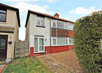 Thumbnail 3 bed end terrace house for sale in Highfield Avenue, Fareham
