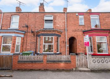 Thumbnail 3 bed terraced house for sale in Tunnel Road, Retford