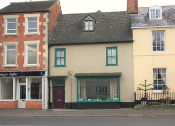 Thumbnail 2 bed terraced house for sale in Swindon Street, Highworth