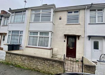 Thumbnail 3 bed terraced house for sale in Broadfield Road, Barnstaple
