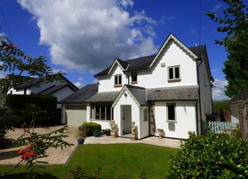 Thumbnail 4 bed detached house for sale in Porthcerrig, Shirenewton, Near Chepstow
