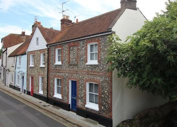 Thumbnail 2 bed end terrace house for sale in North Walls, Chichester, West Sussex