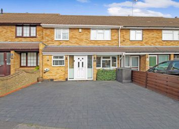 Thumbnail 3 bed terraced house for sale in Curling Tye, Fryerns, Basildon