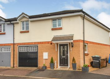 Thumbnail 3 bed end terrace house for sale in Parish Mews, Yeovil