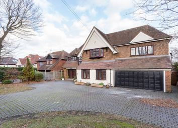 Thumbnail 5 bed detached house for sale in Tomswood Road, Chigwell