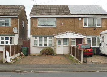 Thumbnail 4 bedroom semi-detached house for sale in Witton Lane, West Bromwich, West Bromwich