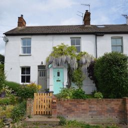 Thumbnail 2 bed terraced house for sale in School Lane, Weston Turville, Aylesbury