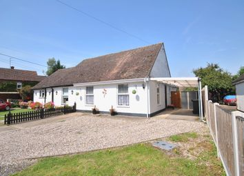 Thumbnail 2 bed semi-detached bungalow for sale in Church Street, Tolleshunt D'arcy, Maldon
