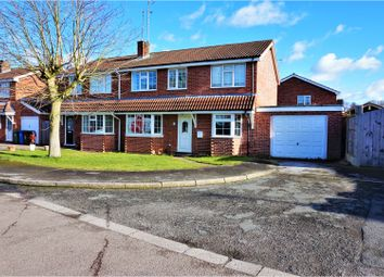 Thumbnail 4 bed semi-detached house for sale in Long Meadow, Mansfield Woodhouse