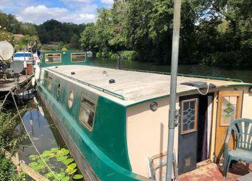 Foords Wharf, Maidstone, Kent ME16. 1 bed houseboat