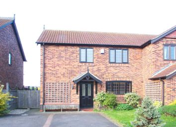 Thumbnail 3 bed semi-detached house for sale in The Spinney, Barrow-Upon-Humber, North Lincolnshire
