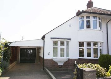 Thumbnail 3 bed semi-detached house for sale in Valance Avenue, North Chingford, London