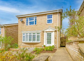 Thumbnail 4 bed detached house for sale in Heatherhayes, Ipswich
