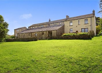 Thumbnail 5 bedroom farmhouse for sale in Slaithwaite, Huddersfield