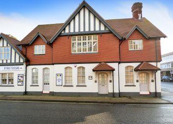 2 bed maisonette for sale in Church Street, Littlehampton BN17