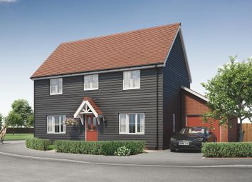 Thumbnail 4 bed detached house for sale in The Ashingdon, Meadow Rise, London Road, Braintree Essex