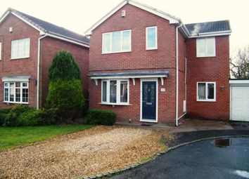 Thumbnail 5 bed detached house for sale in Osprey Avenue, Winsford, Cheshire, England