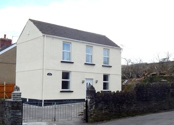 Thumbnail 3 bed detached house for sale in Crymlyn Road, Llansamlet, Swansea