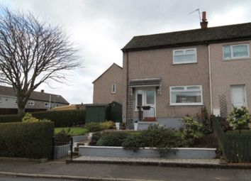 Thumbnail 2 bed end terrace house for sale in Poplar Avenue, Johnstone