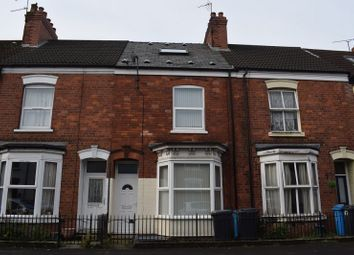 Thumbnail 3 bed terraced house for sale in Brazil Street, Hull