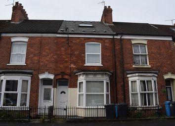 Thumbnail 3 bedroom terraced house for sale in Brazil Street, Hull