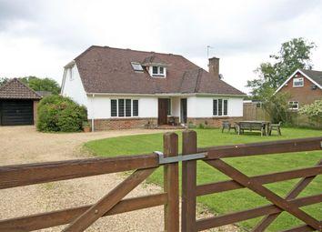 Thumbnail 4 bed property for sale in Grange Road, St Leonards, Ringwood