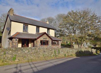 Thumbnail 4 bed detached house for sale in Leonardston Road, Mastlebridge, Milford Haven