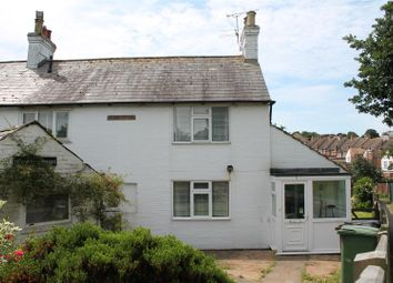 Thumbnail 3 bed cottage for sale in Holliers Hill, Bexhill-On-Sea
