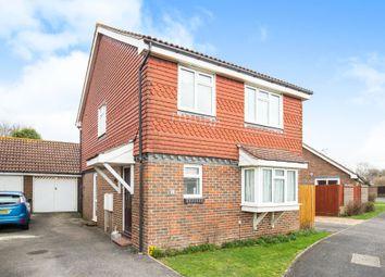 Thumbnail 3 bed detached house for sale in Lodge Close, Middleton-On-Sea, Bognor Regis