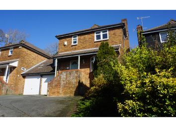 Thumbnail 4 bed detached house for sale in Hoover Close, St. Leonards-On-Sea