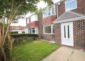 Thumbnail 4 bed semi-detached house to rent in Bridge Road, Bessacarr, Doncaster