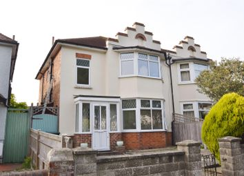 Thumbnail 3 bed semi-detached house for sale in Fitzmaurice Avenue, Eastbourne