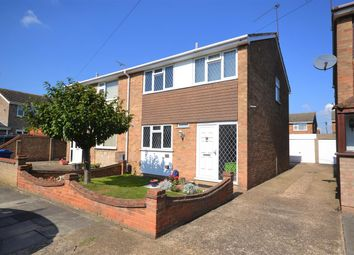 Thumbnail 3 bed semi-detached house for sale in Pinewood Close, Linford, Stanford-Le-Hope