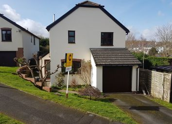 Thumbnail 4 bed detached house for sale in Larksmead Way, Ogwell, Newton Abbot