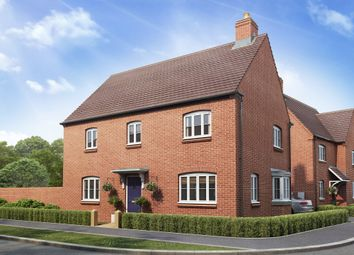 "Thumbnail 4 bed detached house for sale in ""Cornell"" at Halse Road, Brackley"