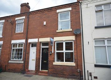 Thumbnail 2 bed terraced house for sale in Reuben Street, Heaton Norris, Stockport, Greater Manchester