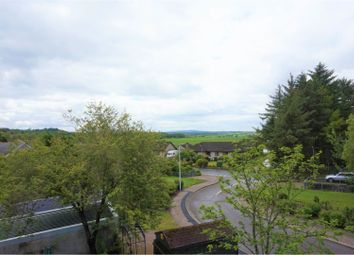 Thumbnail 2 bed flat for sale in Kirkland Hill, Lhanbryde, Elgin