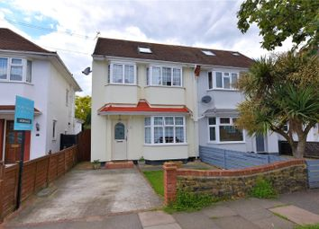Thumbnail 4 bed semi-detached house for sale in Pentland Avenue, Thorpedene Estate, Shoeburyness