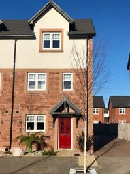 Thumbnail 4 bedroom terraced house to rent in Birchwood Way, Dumfries
