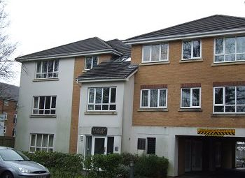 Thumbnail 2 bed flat to rent in Langley Court, North Road, Northgate, Crawley, West Sussex