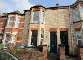 Thumbnail 3 bed terraced house for sale in Woodah Road, St. Thomas, Exeter