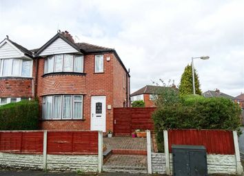 Thumbnail 2 bed semi-detached house for sale in Hilltop Grove, Whitefield, Whitefield Manchester