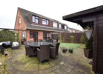 Thumbnail 3 bed semi-detached house for sale in Stockwood Lane, Bristol, Somerset