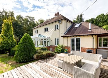 Thumbnail 5 bed detached house to rent in Echo Barn Lane, Wrecclesham, Farnham
