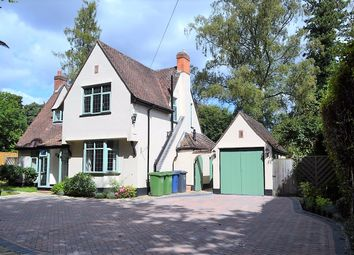 Thumbnail 3 bed detached house to rent in Gorelands Lane, Chalfont St. Giles