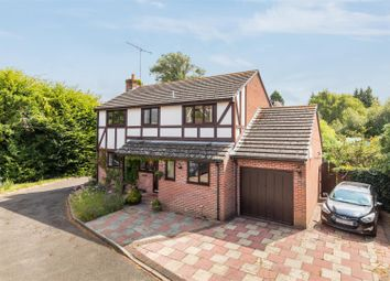 Thumbnail 4 bed detached house for sale in Brookside, Ashington, Pulborough